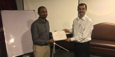 Certificate To Participants